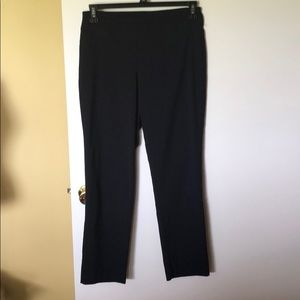 Dana Buchman Navy Blue Pants Size Small